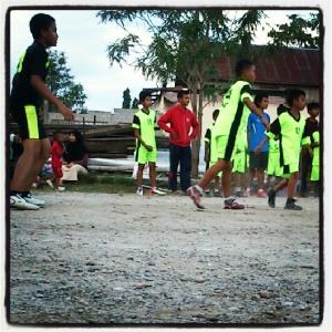 pertandingan futsal ldii palu